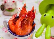 开胃又酸香可口的一道菜:番茄虾