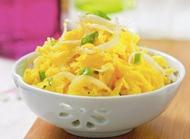 超美味又有营养的的一道菜:银鱼炒蛋