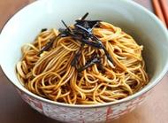 地道上海风味:本帮葱油拌面